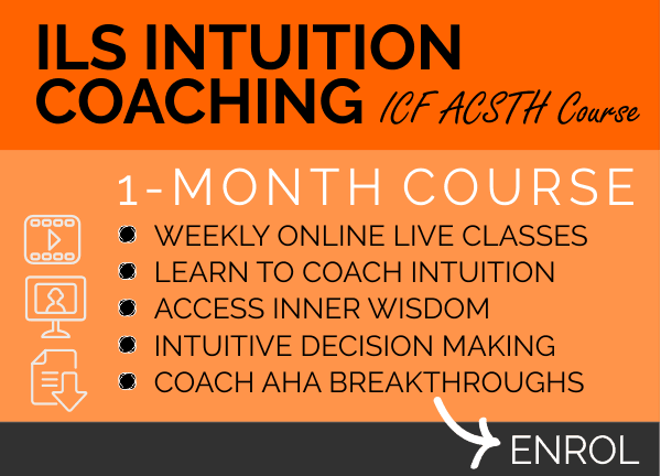 COURSE ILS Intuition Coaching Course