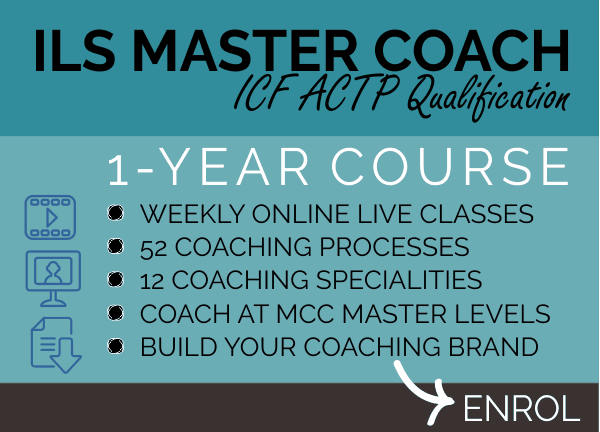 Become an ILS Master Coach